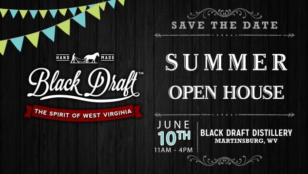 Summer Open House 2017 at Black Draft Distillery