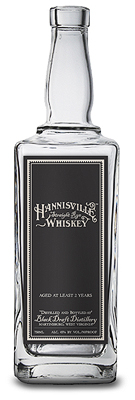 Hannisville Straight Rye Whiskey