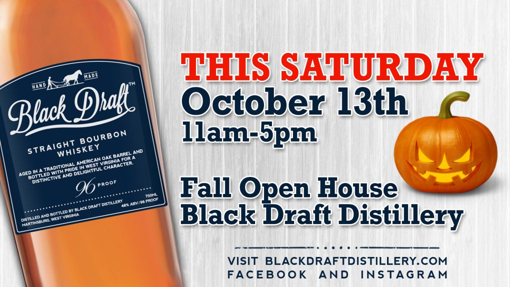 Black Draft Distillery Fall Open House