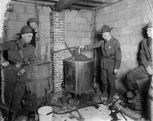 West Virginia is Moonshine – Black Draft Distillery