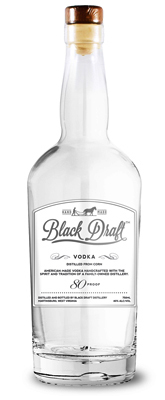 Black Draft Vodka